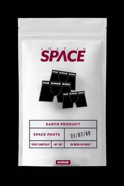 SPACE Pants #blackedition