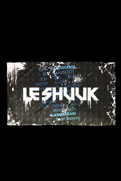Fahne Sandmann Edition by Le Shuuk #Fanpaket