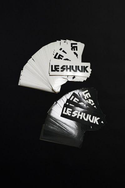 1000 LE SHUUK STICKER